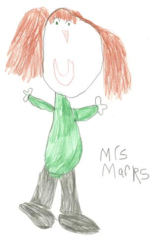 Mrs Marks - Teaching Assistant